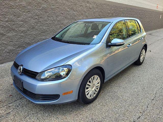 2010 Volkswagen Golf 4dr HB Auto for sale in Addison, IL