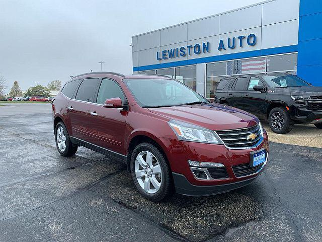 2017 Chevrolet Traverse LT for sale in Lewiston, MN