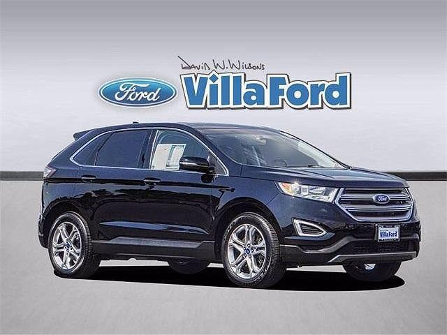 2018 Ford Edge Titanium for sale in Orange, CA