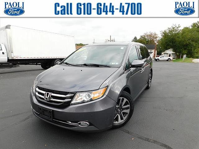 2015 Honda Odyssey Touring for sale in Paoli, PA