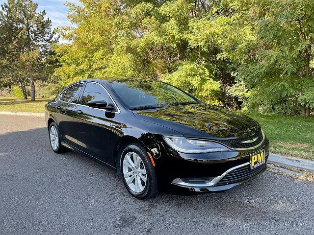 2015 Chrysler 200 Limited for sale in Pasco, WA