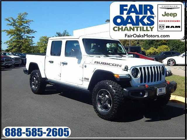 2020 Jeep Gladiator Rubicon for sale in Chantilly, VA