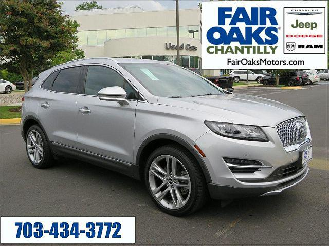 2019 Lincoln MKC Reserve for sale in Chantilly, VA