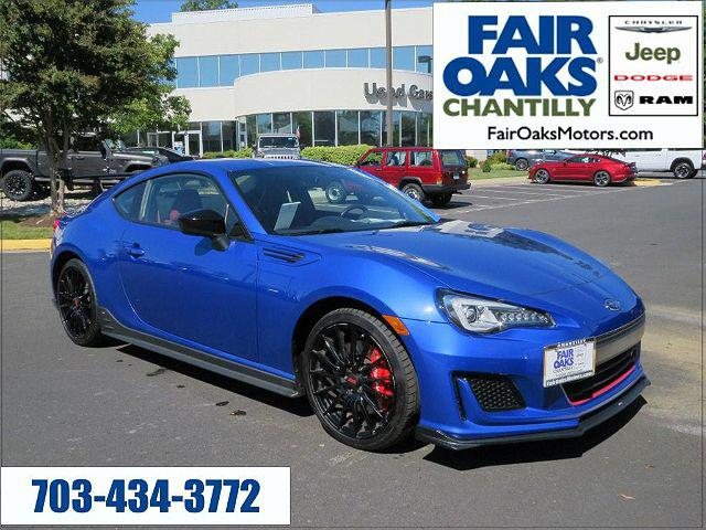 2018 Subaru BRZ tS for sale in Chantilly, VA
