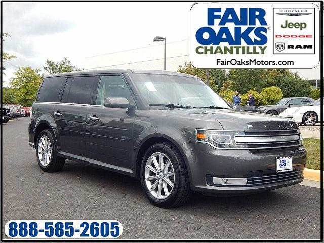 2017 Ford Flex Limited for sale in Chantilly, VA