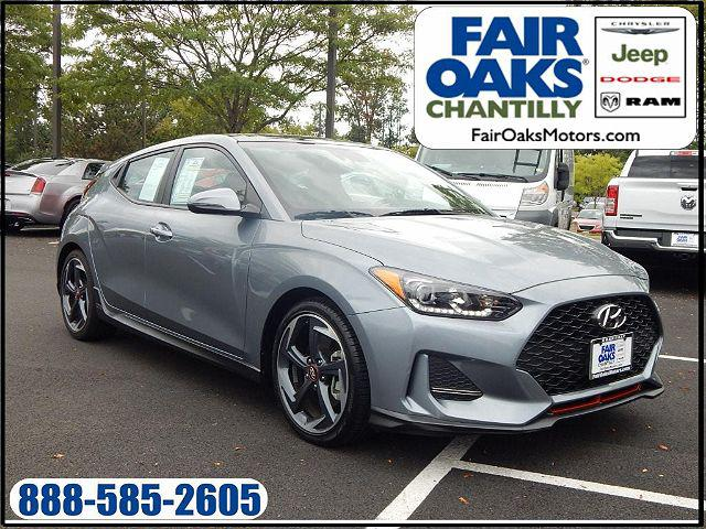 2019 Hyundai Veloster Turbo for sale in Chantilly, VA