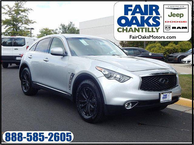 2017 INFINITI QX70 for sale near Chantilly, VA