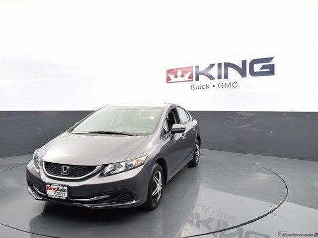 2015 Honda Civic Sedan LX for sale in Gaithersburg, MD