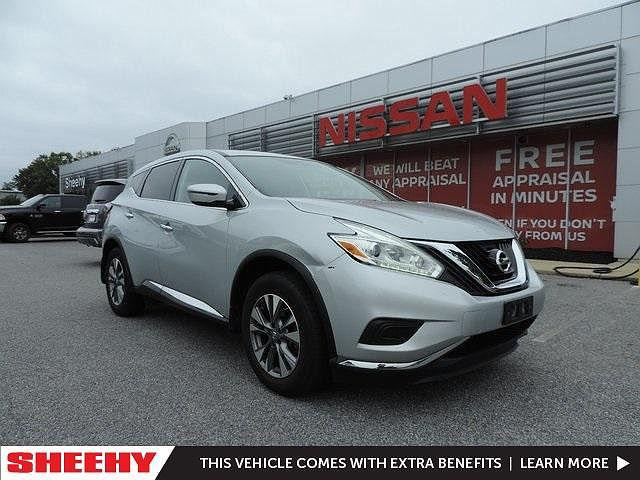 2017 Nissan Murano S for sale in Waldorf, MD