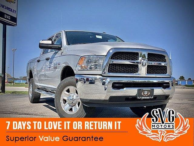 2017 Ram 2500 Tradesman for sale in Greenville, OH