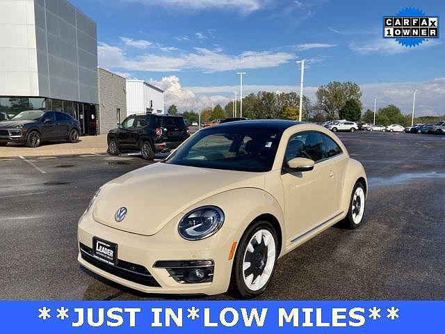 2019 Volkswagen Beetle Final Edition SEL for sale in Peoria, IL