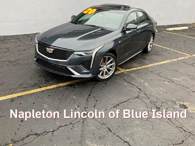 2020 Cadillac CT4 Sport for sale in Blue Island, IL