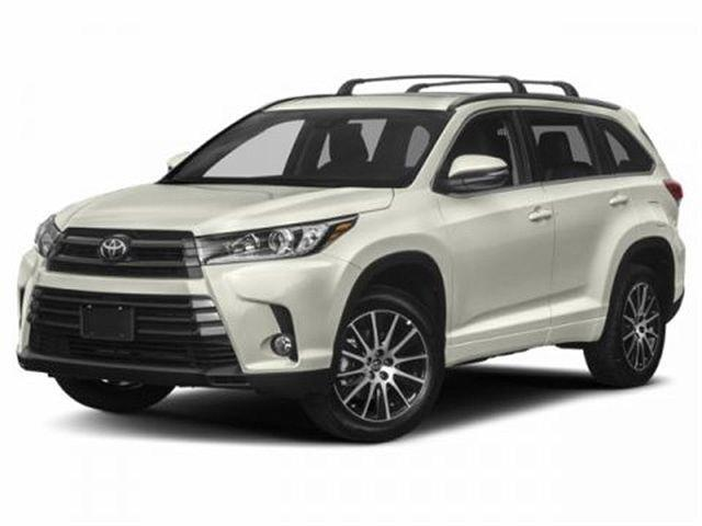 2019 Toyota Highlander SE for sale in Chattanooga, TN
