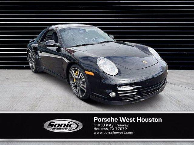 2012 Porsche 911 Turbo/S Turbo/S Turbo 918 Spyder Edition for sale in Houston, TX