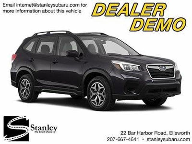 2021 Subaru Forester Premium for sale in Trenton, ME