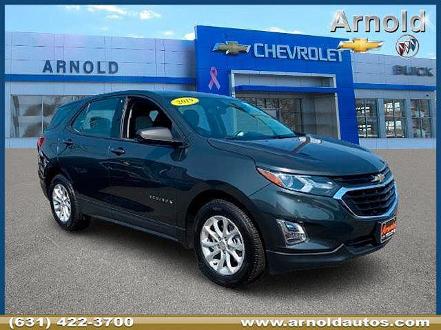 2019 Chevrolet Equinox LS for sale in West Babylon, NY