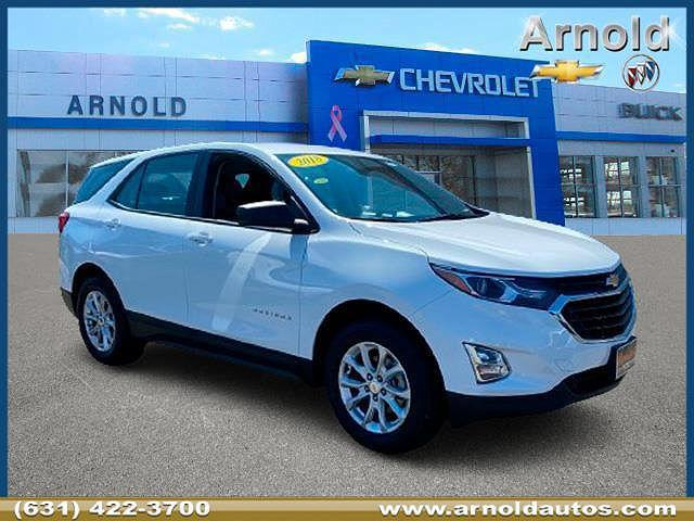 2018 Chevrolet Equinox LS for sale in West Babylon, NY