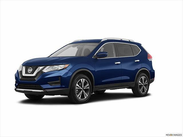 2019 Nissan Rogue SV for sale in Topeka, KS
