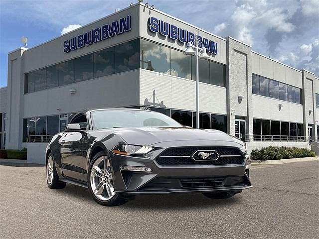 2019 Ford Mustang EcoBoost Premium for sale in Sterling Heights, MI