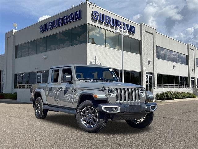 2020 Jeep Gladiator North Edition for sale in Sterling Heights, MI