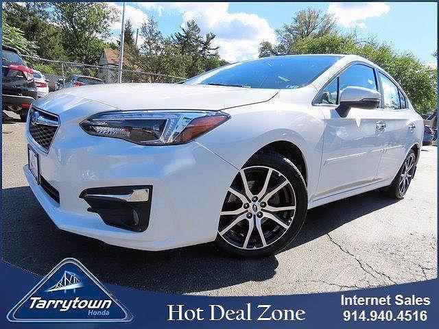 2018 Subaru Impreza Limited for sale in Tarrytown, NY