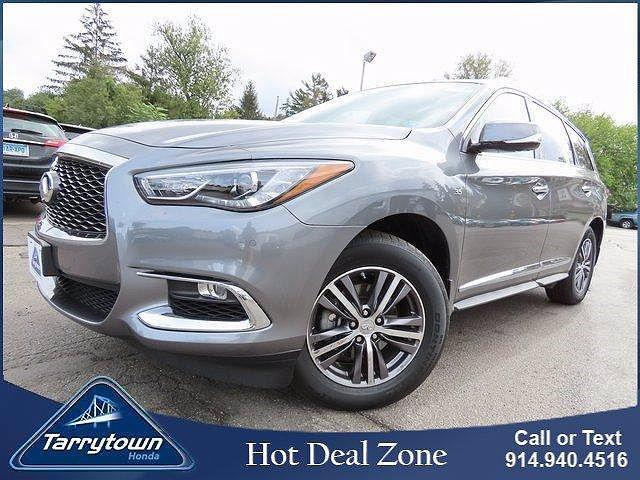 2019 INFINITI QX60 LUXE for sale in Tarrytown, NY