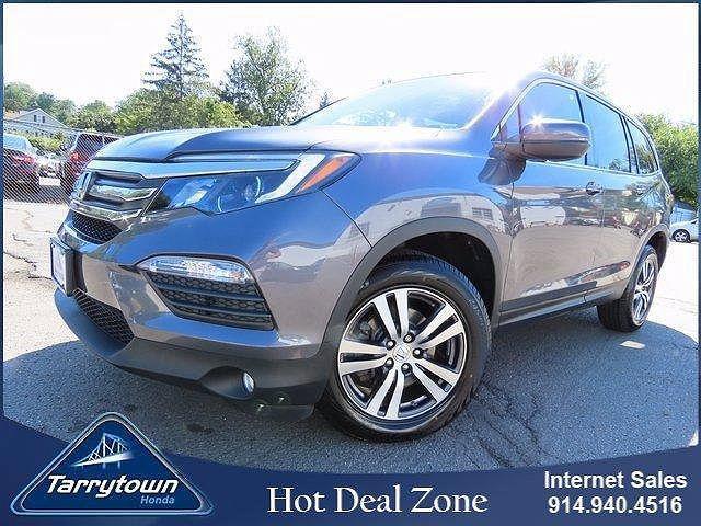 2018 Honda Pilot EX-L for sale in Tarrytown, NY