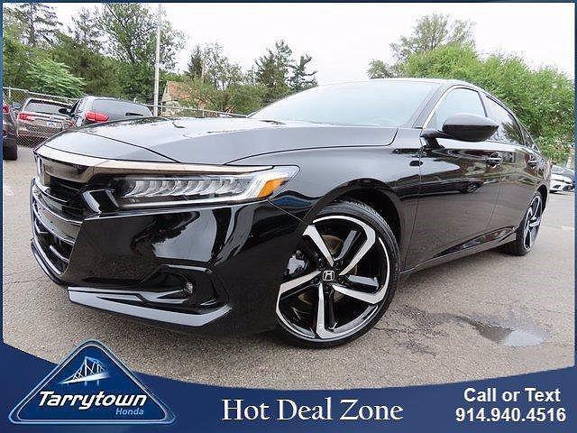 2021 Honda Accord Sedan Sport for sale in Tarrytown, NY
