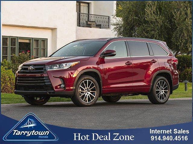 2018 Toyota Highlander SE/XLE for sale in Tarrytown, NY
