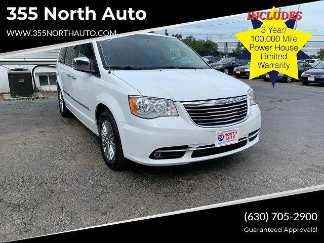 2015 Chrysler Town & Country Touring-L for sale in Lombard, IL