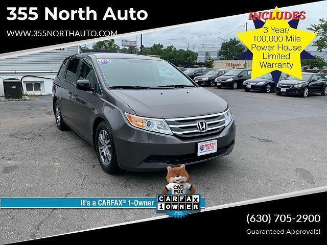 2013 Honda Odyssey EX for sale in Lombard, IL