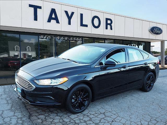 2017 Ford Fusion SE for sale in Manteno, IL
