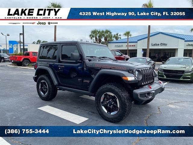 2018 Jeep Wrangler Rubicon for sale in Lake City, FL