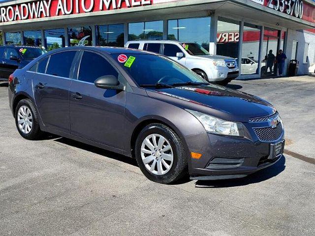 2011 Chevrolet Cruze LS for sale in Lexington, KY