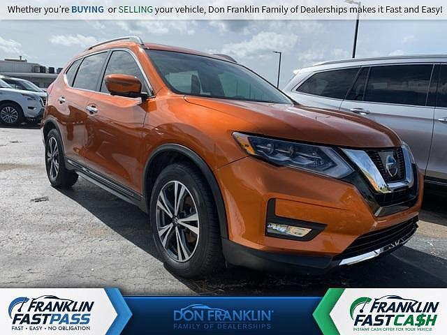 2017 Nissan Rogue SL for sale in Somerset, KY