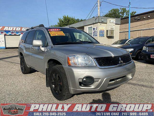 2011 Mitsubishi Endeavor LS for sale in Levittown, PA