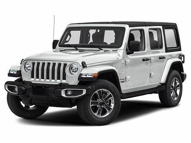 2021 Jeep Wrangler Unlimited Sahara High Altitude for sale in Laurel, MD