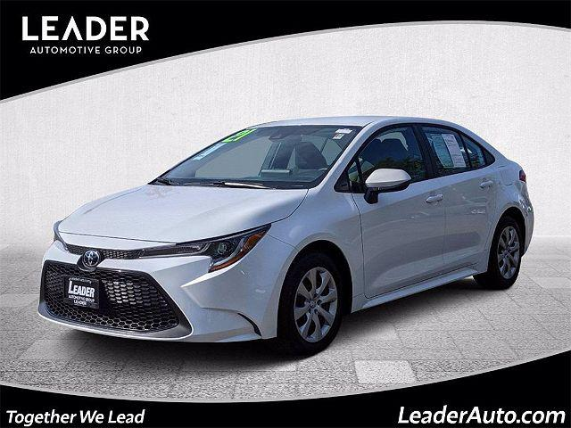 2021 Toyota Corolla LE for sale in Lincolnwood, IL