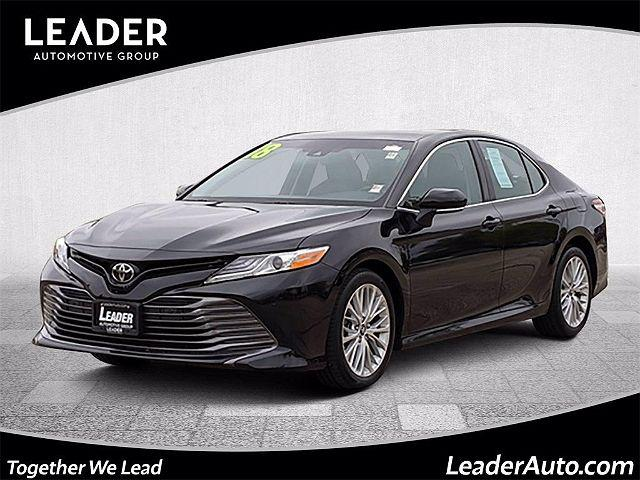 2018 Toyota Camry XLE for sale in Lincolnwood, IL