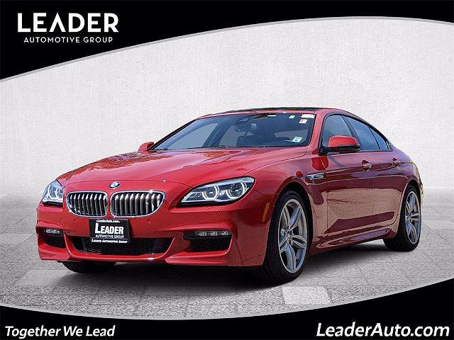 2017 BMW 6 Series 650i xDrive for sale in Lincolnwood, IL
