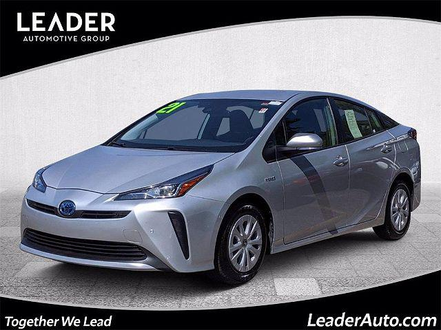 2021 Toyota Prius LE for sale in Lincolnwood, IL