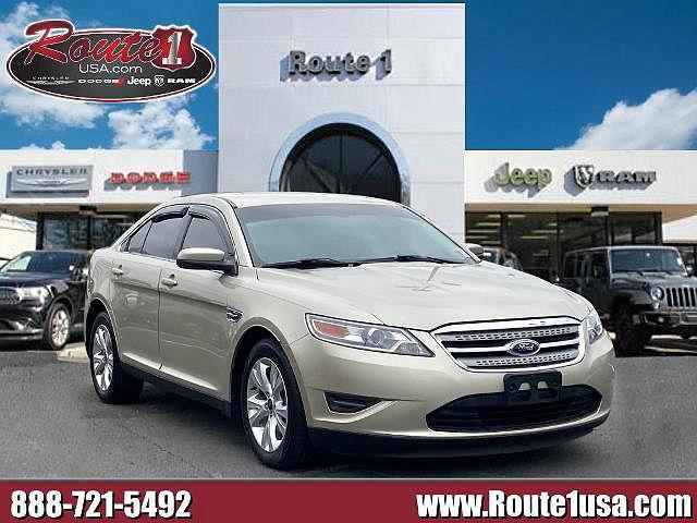 2010 Ford Taurus SEL for sale in Lawrence Township, NJ