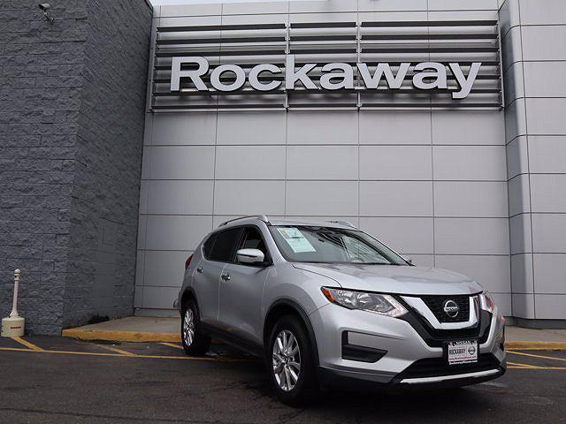 2018 Nissan Rogue SV for sale in Inwood, NY