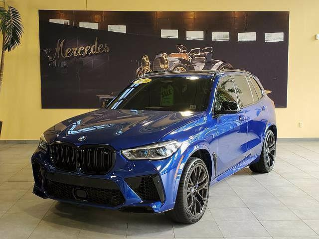 2020 BMW X5 M Competition for sale in Morristown, NJ