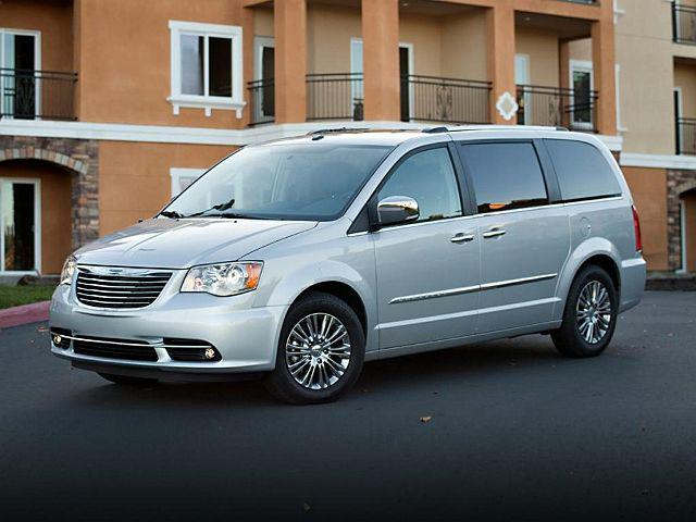 2014 Chrysler Town & Country Touring for sale in Naperville, IL