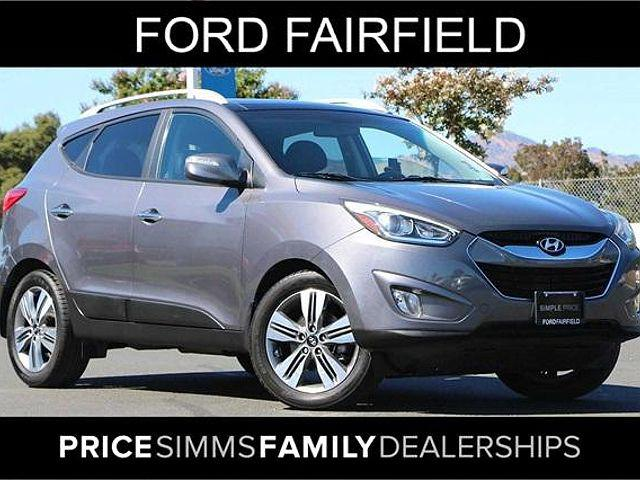 2015 Hyundai Tucson Limited for sale in Fairfield, CA