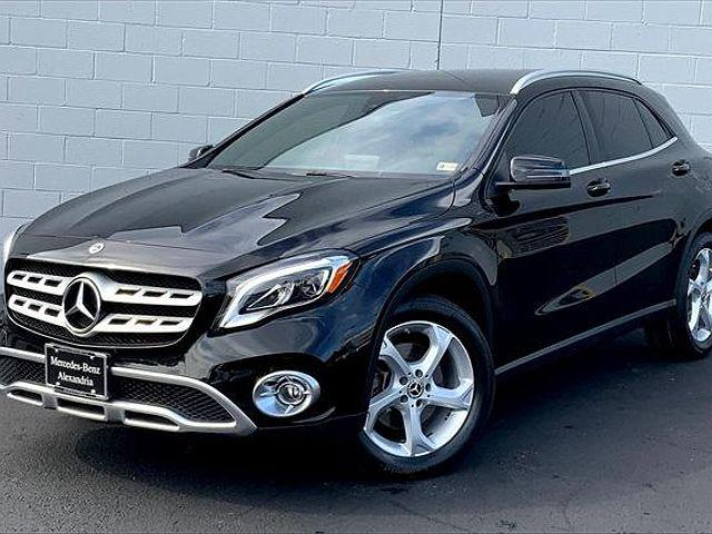 2018 Mercedes-Benz GLA GLA 250 for sale in Alexandria, VA