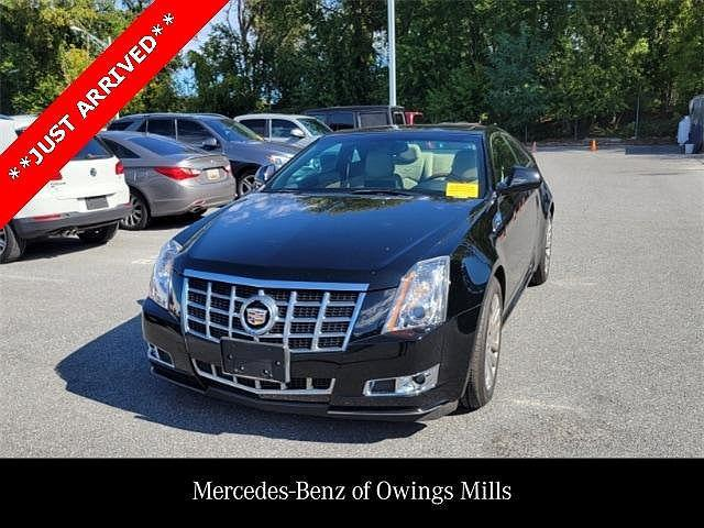 2013 Cadillac CTS Coupe for sale near Owings Mills, MD