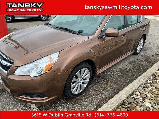2012 Subaru Legacy 2.5i Limited for sale in Dublin, OH