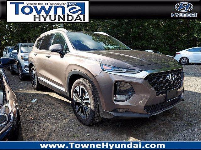 2019 Hyundai Santa Fe Ultimate for sale in Denville, NJ